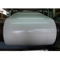 Quality Z180 DC51D PPGI Steel Coil / Color Coated Steel Coil For Cold Storage for sale