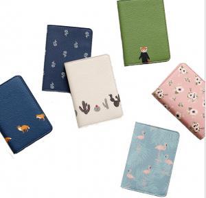 Quality Multifunctional storage bag travel Passport Bag,small Cartoon cool bag for sale