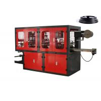 Quality Economize Plastic Lid Forming Machine High Efficiency 24 Hours Running for sale
