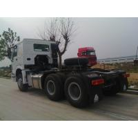 Quality 290HP 6X4 Prime Mover Truck 60Ton with EURO II Standard , The Real Helper for sale