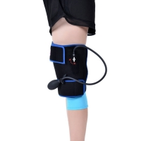 Quality CE Nylon Cold Compression Wrap black For Leg Sports Injury for sale