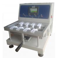 Buy PLC Controlled Leather Testing Equipment Bally Leather Dynamic Waterproof Tester at wholesale prices