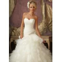 Quality China 2014 Summer Tulle Ball Gown Wedding Bridal Dress for sale