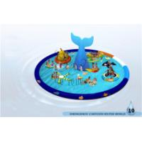 China cheap commercial giant inflatable water park,water games inflatable on sale