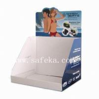 Quality Outstanding Counter Table Top Display for Swimming Accessories for sale