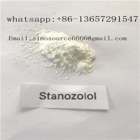 Quality Winstrol Stanozol Oral Anabolic Steroids for Bodybuiding White Powder 10418-03-8 for sale