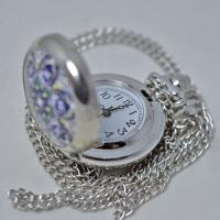 Quality Pocket watch with quartz movement ,big size Men's pocket watch for sale