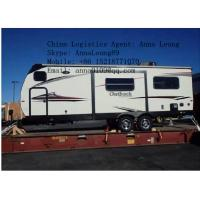 Quality Transport recreational vehicle / touring car / cravan from Africa/ Europe/ America/ France/ Australia to China for sale