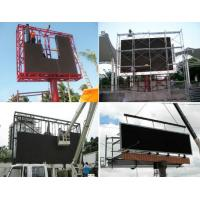 Quality P8 SMD Mobile Outdoor Advertising LED Display High Brightness Epistar LED Chip for sale