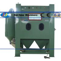 Quality Easy Operated Industrial Sandblast Cabinet With Cyclone Separator 1212AMG for sale