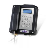China Vandal Resistant Auto answer Explosion Proof Telephone With 21 Number Keys on sale