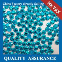 Quality hot fix octagon wholesale hot fix octagon ,hot fix octagon accessories,cheap hot fix aluminum rhinestud octagon 0825 for sale