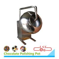 Quality SSS304 Material Chocolate Coating Equipment For Chocolate Beans 1 Year Warranty for sale