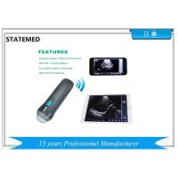 Quality Mini Wireless Ultrasound Probe For Android , Sector Sweep Scanning Smartphone Ultrasound Machine for sale