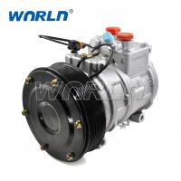 Quality 10PA17C Truck Air Conditioner Compressor For John Deere Agriculture tractor 300 500 6100 7000-900 Series for sale