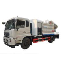 Quality Dust Suppression Special Purpose Vehicles Vehicle Fogging Disinfection Sprayer Truck for sale