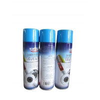 Quality Car Detailing Tinplate 400ML Brake Spray Cleaner 65*158mm Can for sale