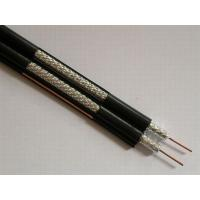 Quality UL Standard RG59 Dual Coaxial Cable  75 Ohm RG Coaxial Cable For CATV CCTV System, RG59 Coaxial Cable for sale