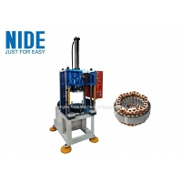 Quality Generator motor fan motor Stator Coil final Forming and Shaping Machine for micro motor for sale