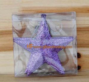 christmas tree ornament star