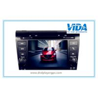 Quality MAZDA3 Two DIN 7'' Car DVD Player with gps/TV/BT/RDS/IR/AUX/IPOD for sale