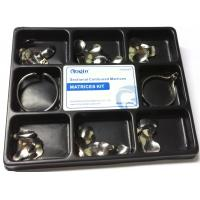 Quality Russian Original Stainless Tofflemire Matrix Band Dental Use 100 Pcs / Kit Pack for sale