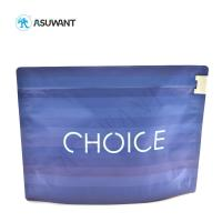 Quality Biodegradable Mylar Child Resistant Packaging , Ziplock Mylar Bags Smell Proof for sale