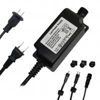 Quality 12Vdc IP68 Waterproof Transformer for LED Underwater swimming Pool Light,Ac 110~240V input for sale