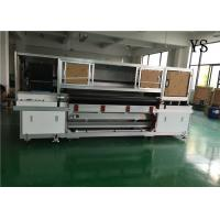 China  Large Format Digital Textile Printing Machine 3.2m / 4.2m CE Certification on sale