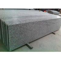China G640 White Star Prefabricated Granite Stone Countertops Polished / Honed Finish on sale