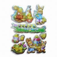 Buy cheap Handmade 3D Sticker, Suitable for Homes, Hotels and Restaurants Decoration from wholesalers