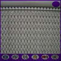 Quality Aluminium Silver Chain Fly Wasp Insect Bug Door Screen 90cm X 200cm made by china for sale
