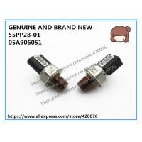 Quality GENUINE AND BRAND NEW DIESEL FUEL RAIL PRESSURE SENSOR 55PP28-01, 05A906051 for sale