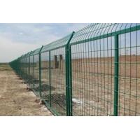 Quality pvc finished safety mesh fence for sale