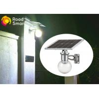 Quality Residential Solar Panel Wall Lights 3000-6500K CCT Long Service Life for sale