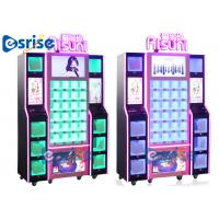 Quality Coin Operated Lipstick Vending Machine With Amusement Video Game for sale