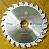 Buy cheap High Quality Adjustable Scoring TCT Circular Saw Blades from wholesalers