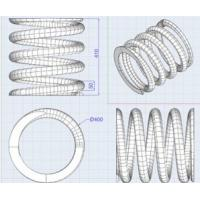 Buy cheap Different Size Spring for Kelly Bar from wholesalers