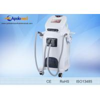 Quality RF Monopolar IPL Hair Removal Machine for Skin Tightening Pigment removal for sale