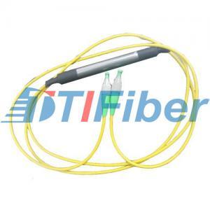 Quality FC ST LC SC MU Fiber Optic Attenuator for SM MM Fiber for sale