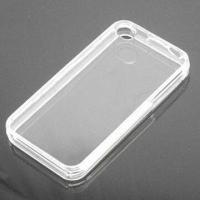 Quality Case for iPhone 4, Bumper Case, Comes in Transparent Clear for sale