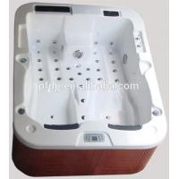Quality 240kg Outdoor Spa Tub 2 Person For Spa Bathtub / Air Jet Massage for sale