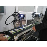 Four Lines Food Industrial used Continuous Inkjet Printers For Batch Number Date Printing