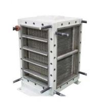 Quality Thin Metal Sheets Blocked Plate Heat Exchanger Seaworthy Packing for sale