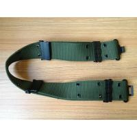 Quality Green tactical S belt military Belt for army belt for sale