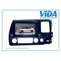 Quality 7'' Two DIN Car DVD/GPS Navagation special for HONDA Civic(right driving) for sale