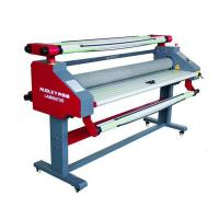 China hot press melamine laminating machine for Woodworking Plywood on sale