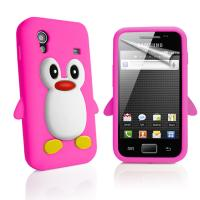 China Cute dustproof customize Silicon Samsung Galaxy Protective Case / cover for kids, girl on sale