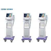 Quality Hydrotherapy Facial Machine Radio Frequency Skin Tightening Microdermabrasion Peeling for sale