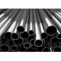 China Customize Cold Drawn Stainless Steel Pipe 304 316L Grade Bright Surface on sale